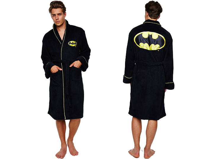 Batman Badjas Fleece
