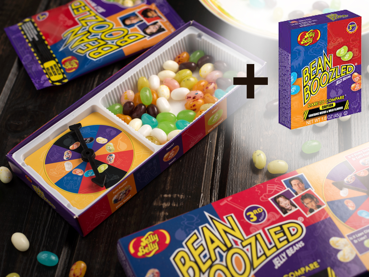 BeanBoozled Jelly Beans product review
