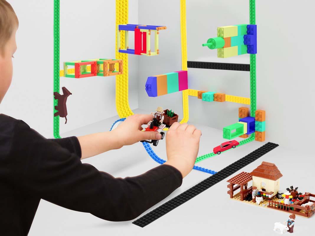 Image of Block Tape voor LEGO
