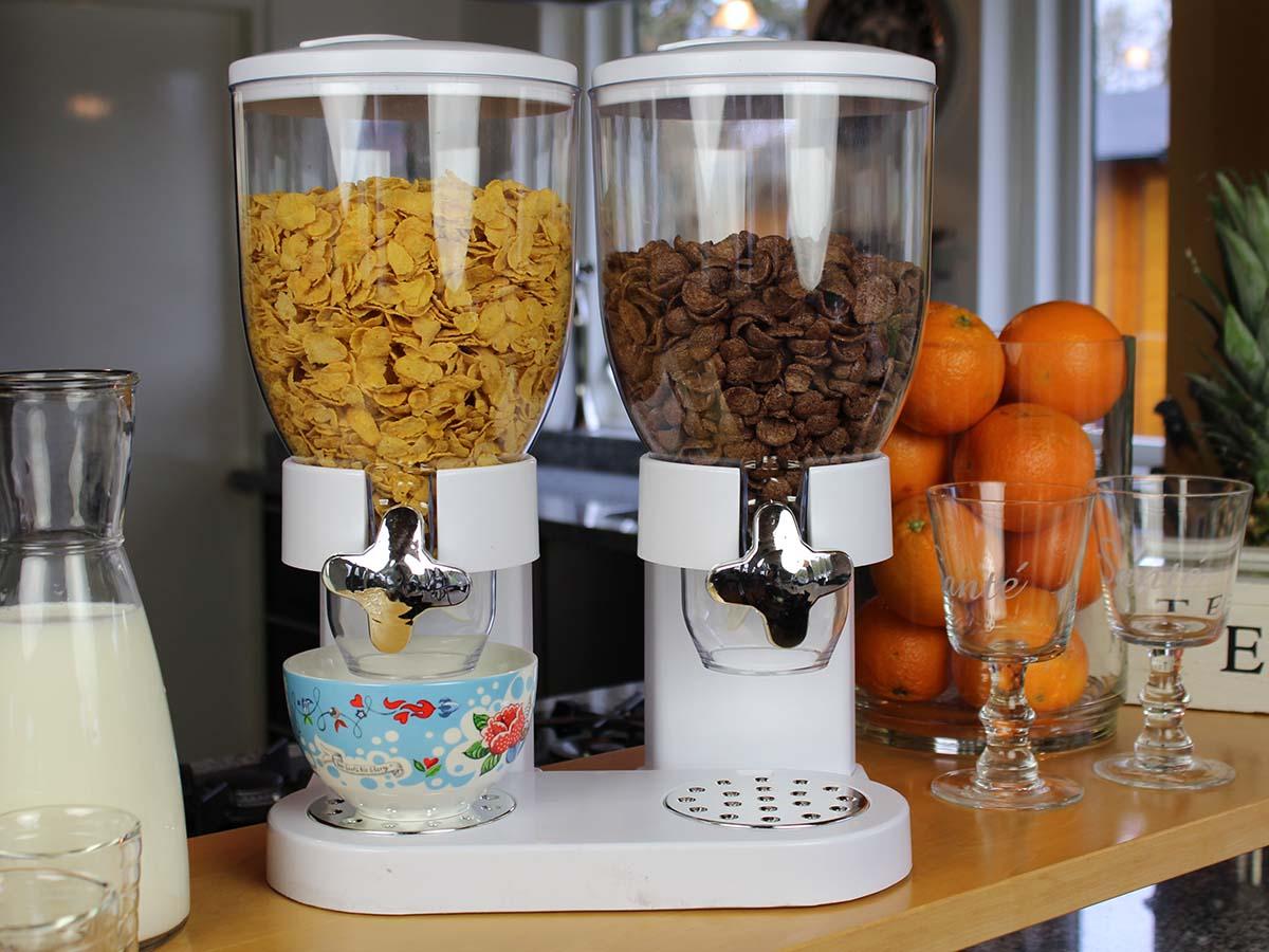 Ontbijtgranen Dispenser