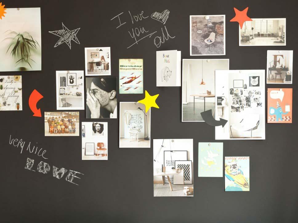 krijtbord magneet behang kopen. Black Bedroom Furniture Sets. Home Design Ideas