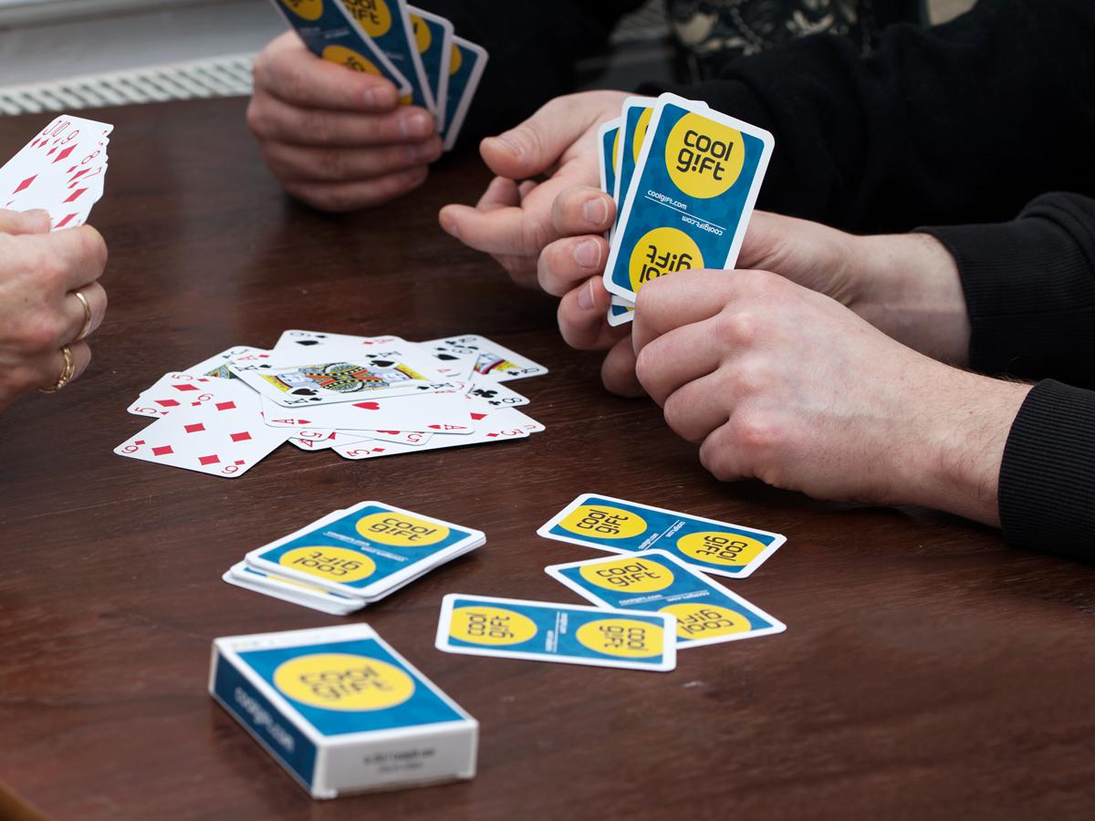 Afbeelding: Coolgift Speelkaarten (10 sets)