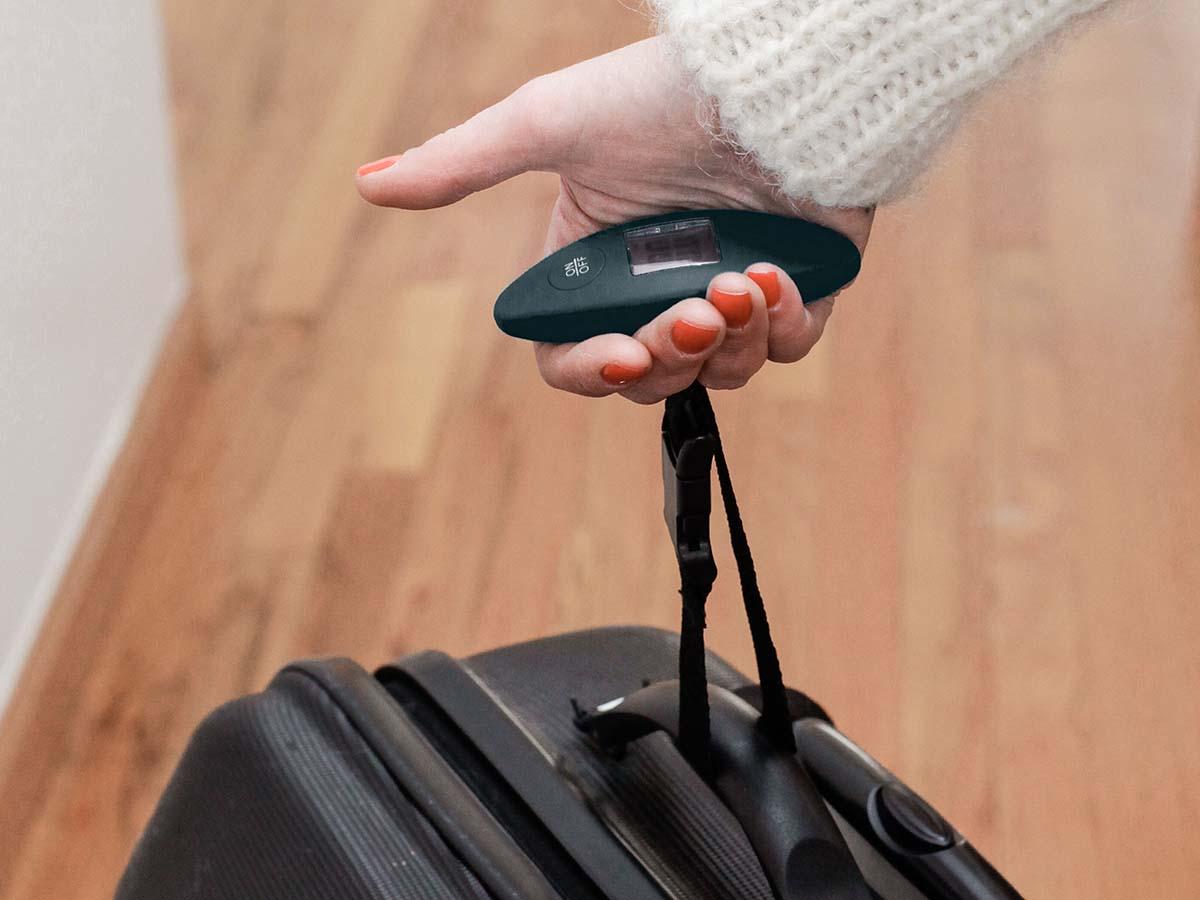 Digitale Bagage Weegschaal