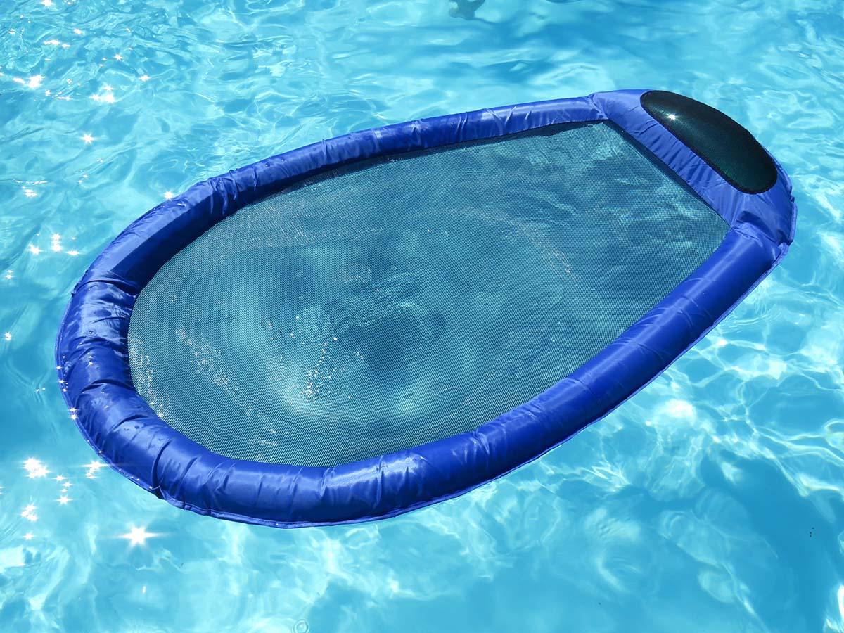 Kelsyus Drijvende Hangmat.Drijvende Hangmat Floating Hammock Water Opblaasbaar Kopen