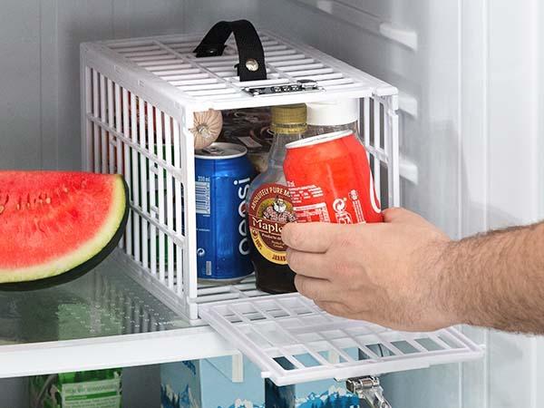 Kühlschrank Schloss : Kühlschrank safe kühlschrankschloss fridge safe