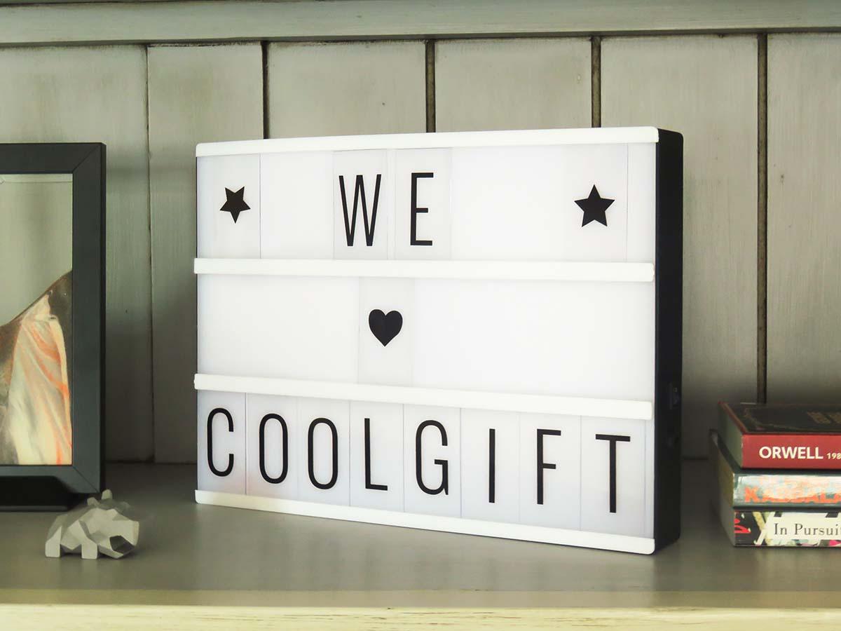 usb cinema lightbox a4 light box lichtbak kopen. Black Bedroom Furniture Sets. Home Design Ideas