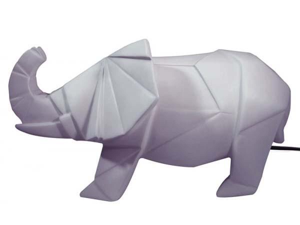 Elephant Origami Lamp Elephant Lamps