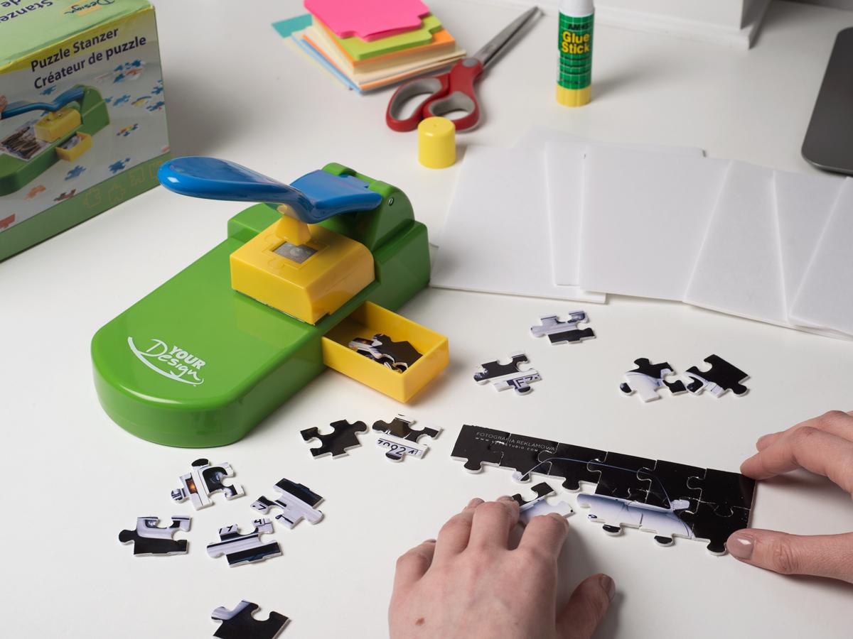 puzzle maker machine