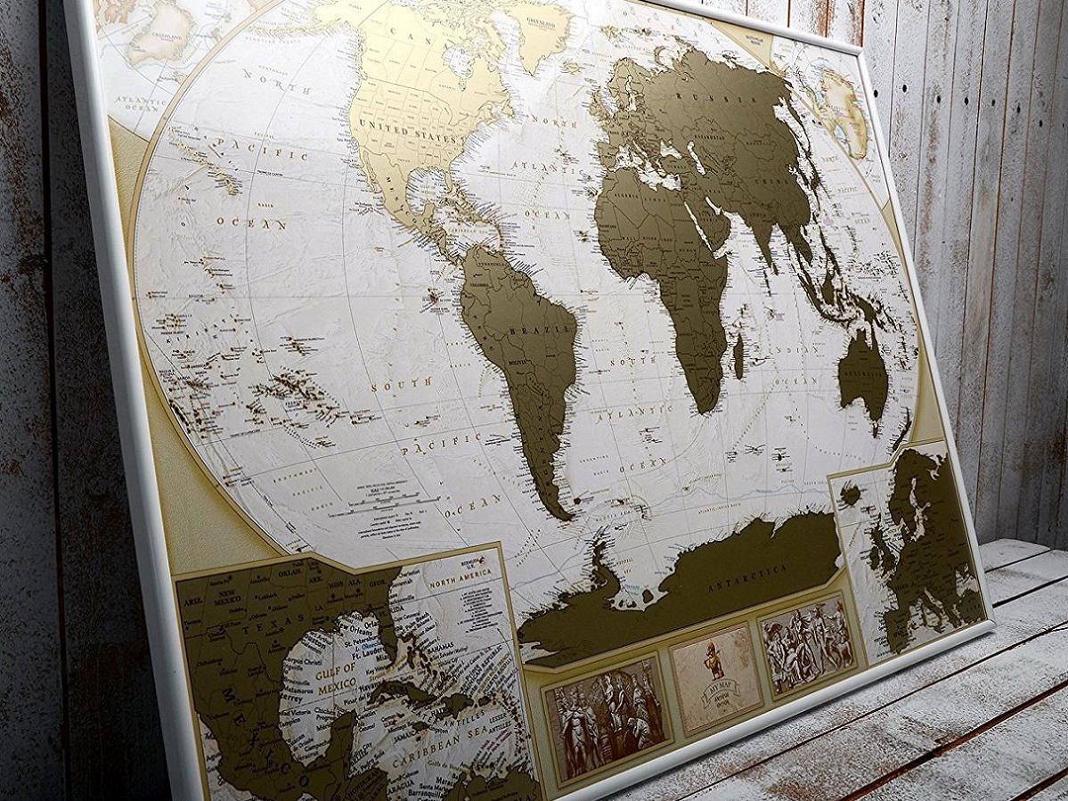 Scratch the world personal world map scratch the world scratch the world gumiabroncs Choice Image