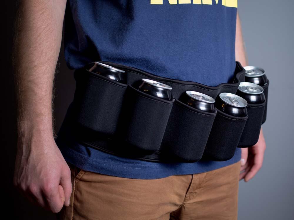 Six Pack Biergordel