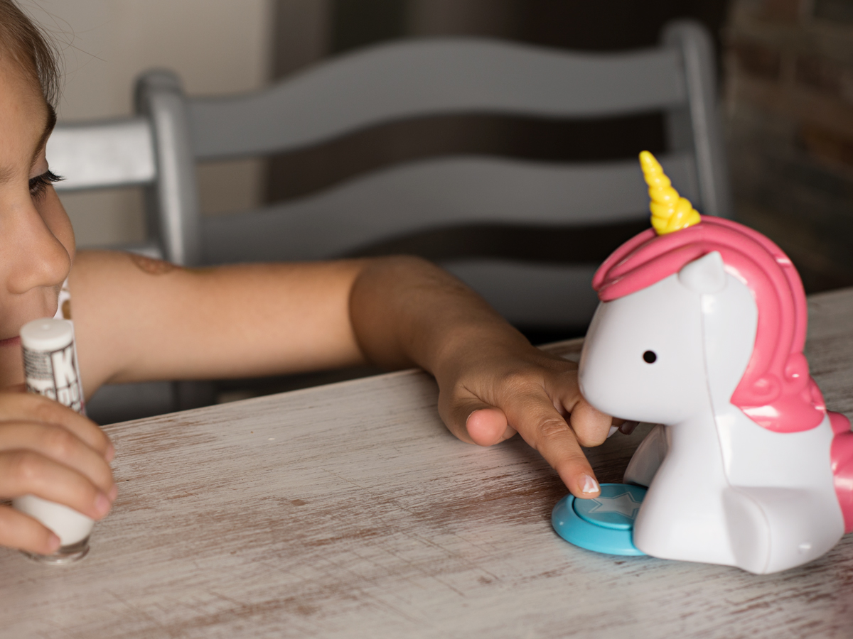 Einhorn nagellacktrockner unicorn nail dryer