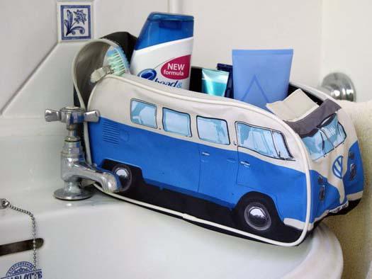 Volkswagen Bulli Kulturbeutel
