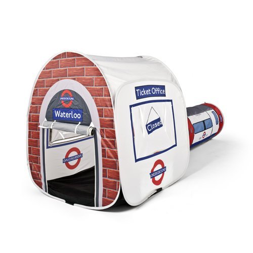 ... London Underground Playing Tent  sc 1 st  CoolGift.com : london tube tent - memphite.com