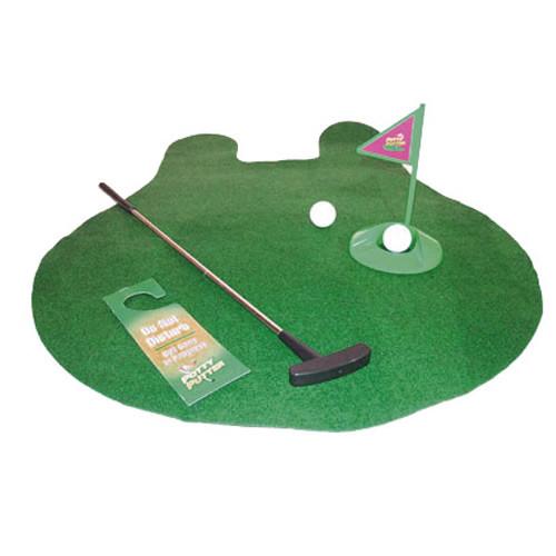 Golf Wc Mat.Toilet Golf