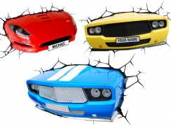 3D Car Light