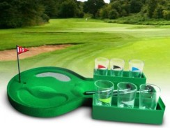 Party Drinking Game Golf