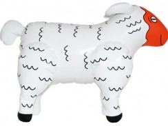 Inflatable Cow with Sound