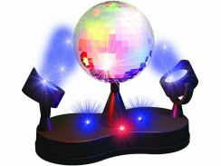 LED Effect Disco Ball