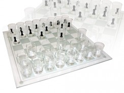 Drinkspel Schaken Shot