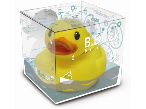 B.Duck Bath Radio