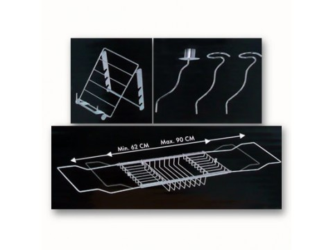 plateau de baignoire caddie de bain. Black Bedroom Furniture Sets. Home Design Ideas