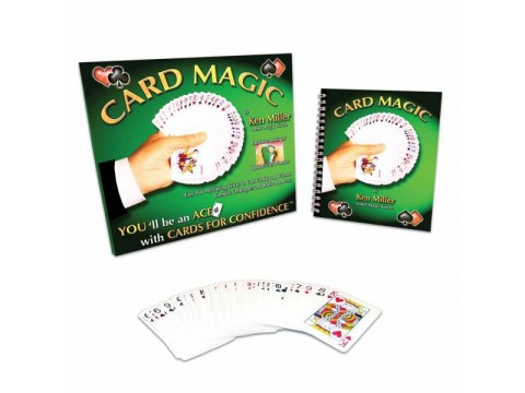 Card Magic - Marked Cards