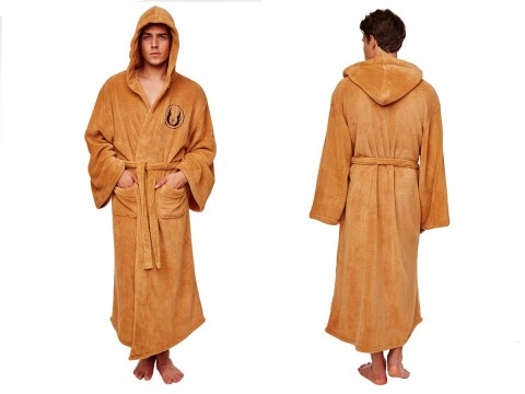 Jedi Bathrobe Fleece