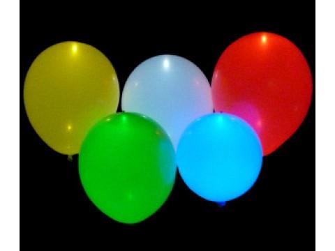 led luftballons 15er set led light up balloons. Black Bedroom Furniture Sets. Home Design Ideas