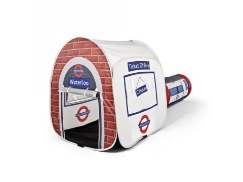 London Underground Playing Tent