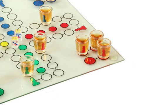 Ludo Drinking Game
