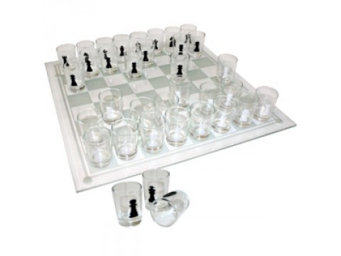 Chess Shot Drinking Game