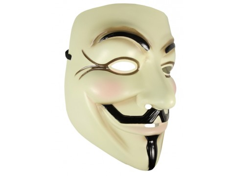 Guy Fawkes V-Mask