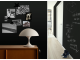 Chalkboard Magnet Wallpaper