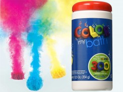 Color My Bath Tablets