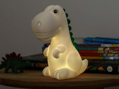 Lampe De Chevet Dinosaure