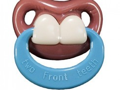 Front Teeth Pacifier