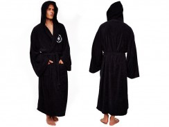 Galactic Empire Bathrobe Fleece