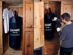 Laundry Punch Bag - Wäsche-/Boxsack