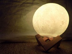 Mondlampe