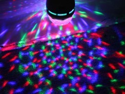 Rotating Party Lamp