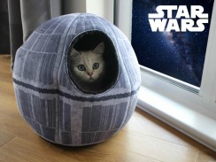 Star Wars Cat Bed