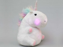 Unicorn Glowing Led Pillow