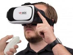 VR Casque Realité Virtuelle + Télécommande