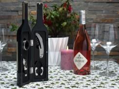 Wijnfles Cadeauset