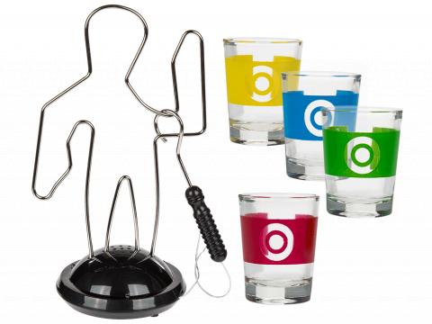 Zenuwspiraal Drinkspel