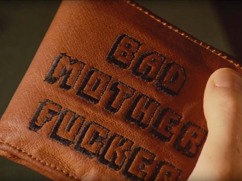 Bad Mother Fucker Wallet