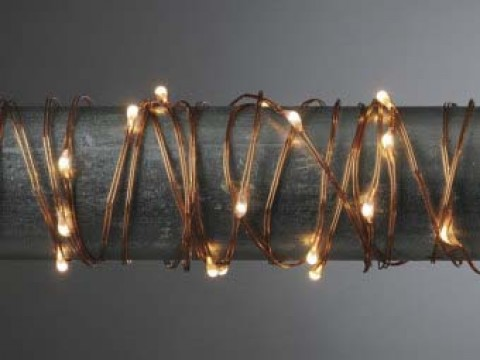 Copper Light Chain