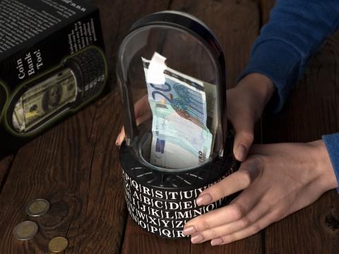 Cryptex Puzzle Pod