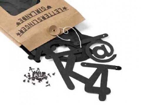 DIY Letterslinger