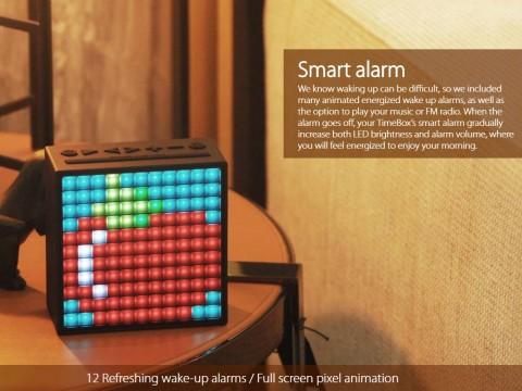Bluetooth LED Pixel Art